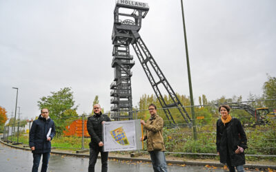 Umbau der Außenanlage Zeche Holland – Baustellenupdate