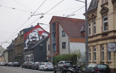 Quartier Hochstraße / Bochumer Straße