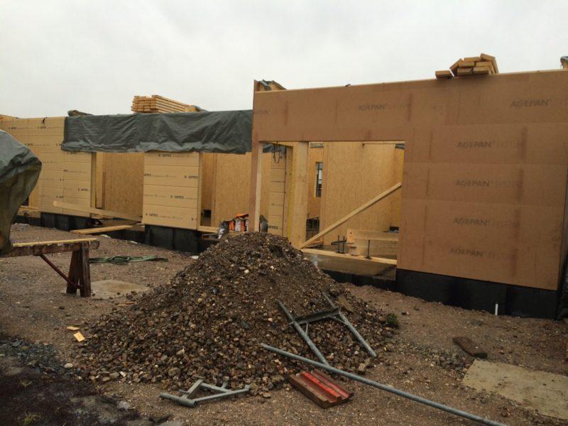 Betreuungsgebäude im Bau_1