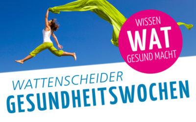 Wattenscheider-Gesundheitswochen 2019