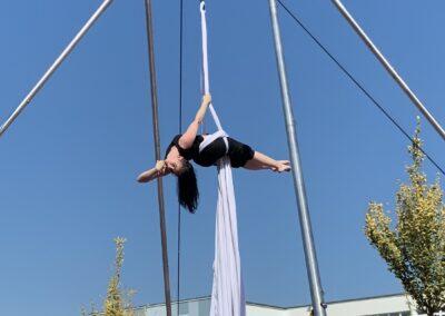 Akrobatik-Workshop mit WATT´n Zirkus