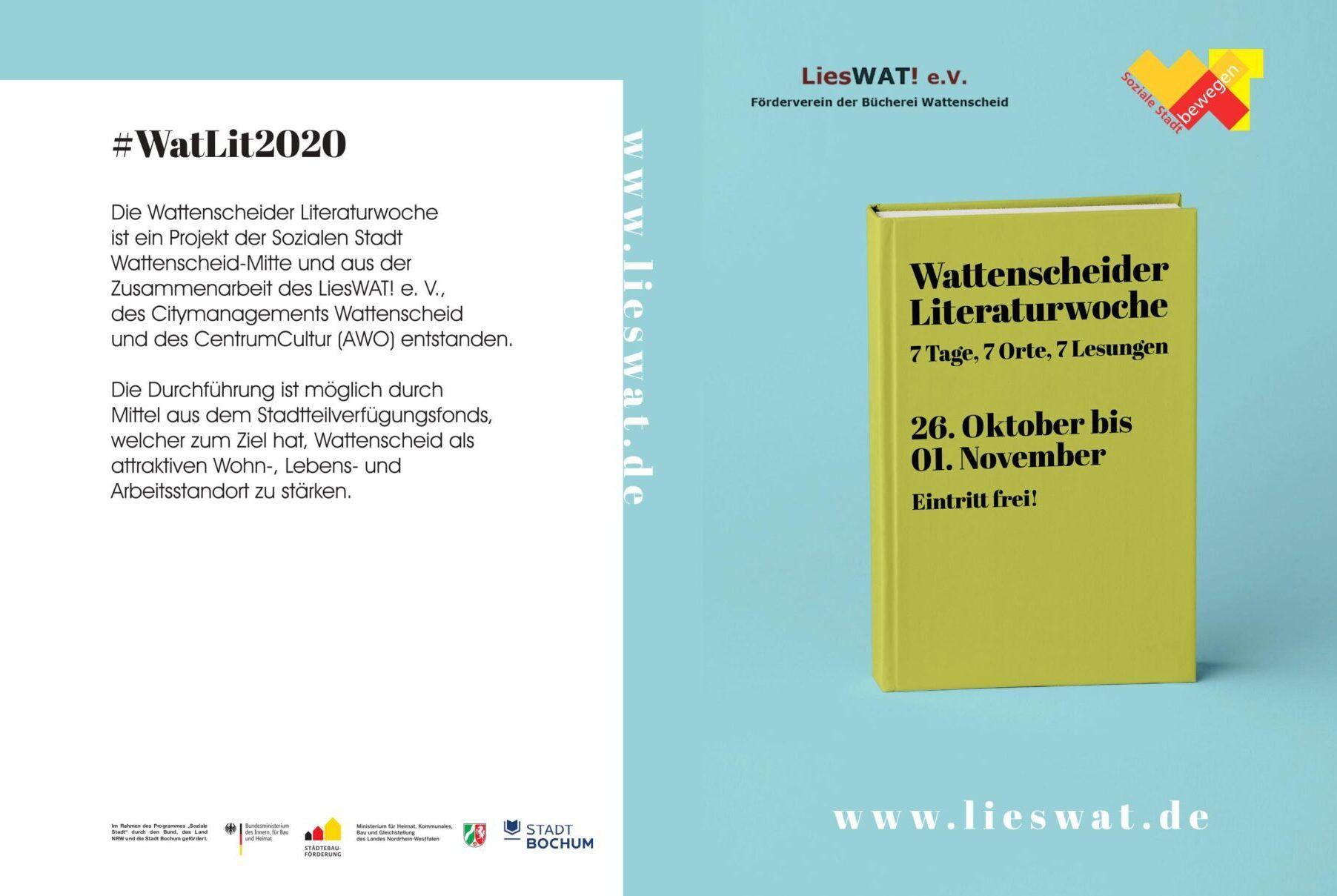 Wattenscheider Literaturwoche