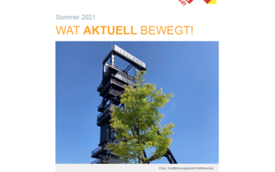 Newsletter WAT-bewegen! – Sommer 2021