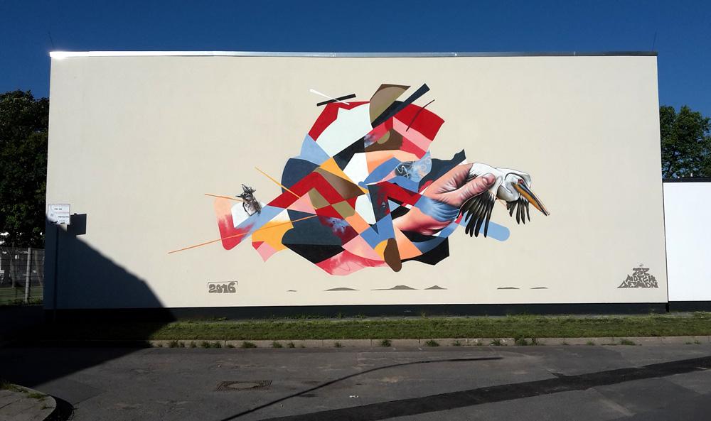 RealschuleGraffiti