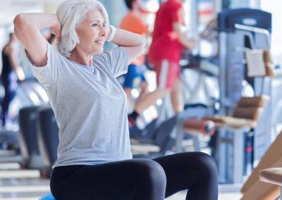Alltags-Fitness-Test