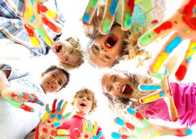 Trommelworkshop für Kinder